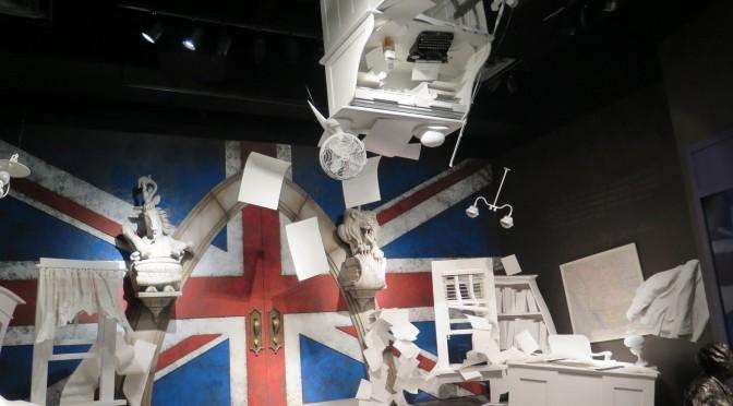 THE GLENBOW MUSEUM – Calgary