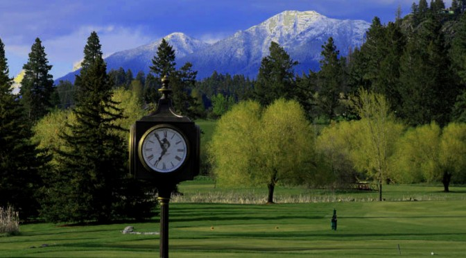 GOLF IN BIGFORK MONTANA