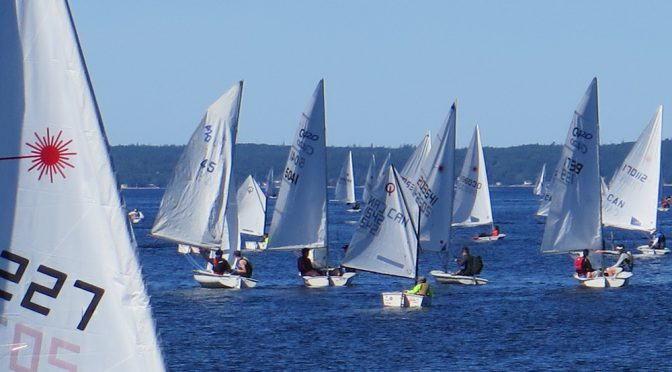 The Regatta at St. Margaret's Bay