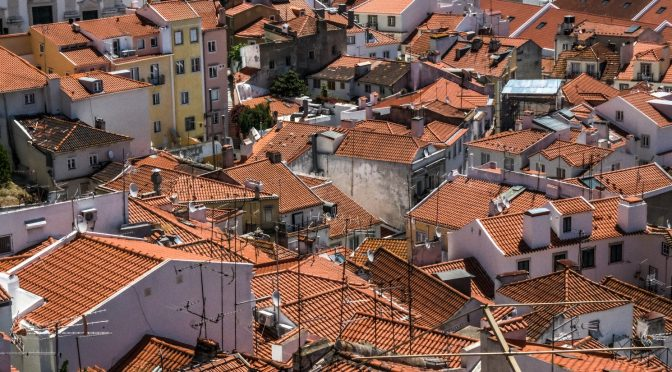 Uh Oh….Alfama and the Best Laid Plans for Lisbon