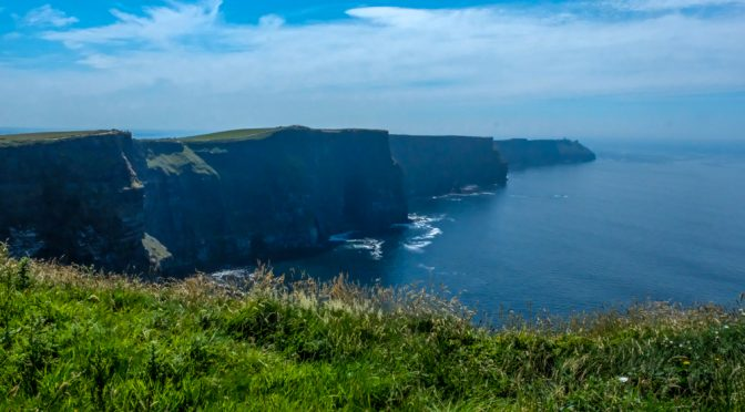 Going Down Anyone? – Cliffs of Moher
