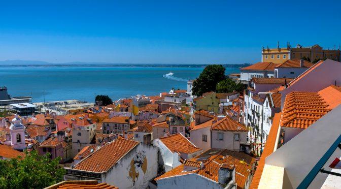 Adeus Lisboa!