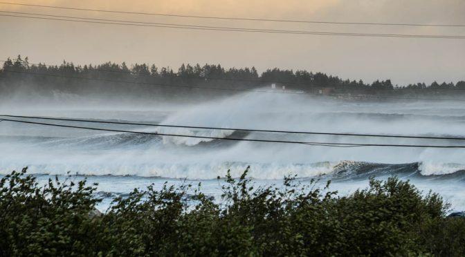 Hurricane in Lockeport