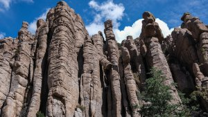 Chiricahua Rock Formation