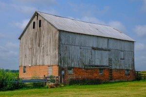 Amana Colonies 1890 Barn