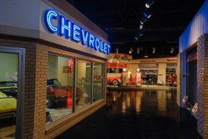 Corvette Museum-3