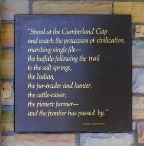 Cumberland Gap Memorial