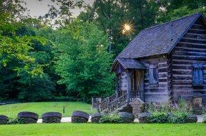 Mchargue's Mill - Levi Jackson State Park