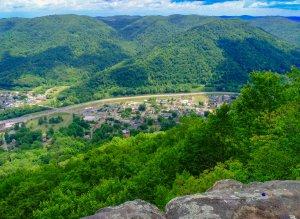 Pineville Overlook