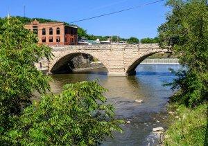Arch Bridge Elkader