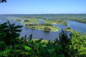 Mississippi Overlook