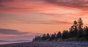 Bayside Cottage Sunrise