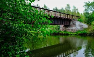 Bridge on Gandy Dancer
