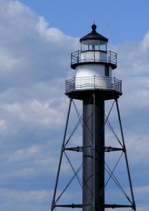 Lighthouse at Canal 2