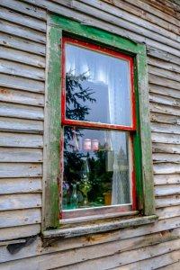 Red Cross Station Window