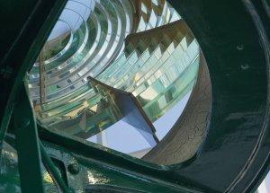 Split Rock Lighthouse Mirror