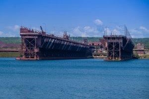 Two Harbors Loading Dock