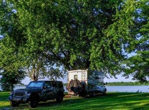 Birdsville Campsite