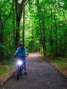 Black Lake Bike Trail