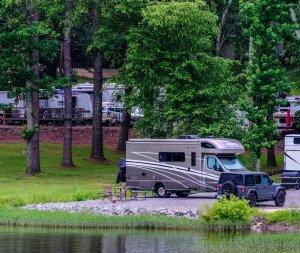 Buchanan Campsite