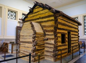 Lincoln's Birthplace Cabin Sinking Springs KY