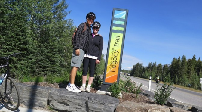 CANMORE, LAKE LOUISE and BANFF