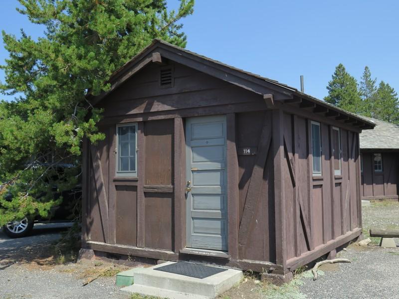 Yellowstone Cabin
