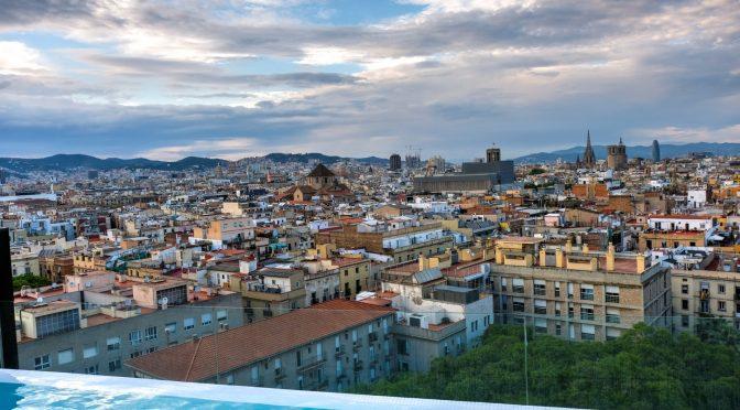 Barcelona… the beginning
