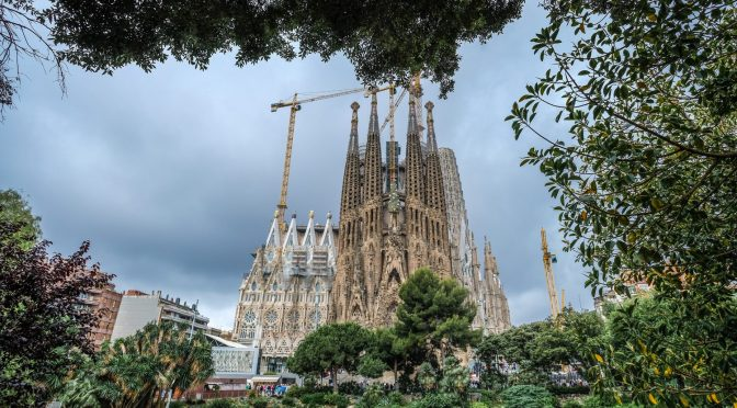 For the Love of Gaudi